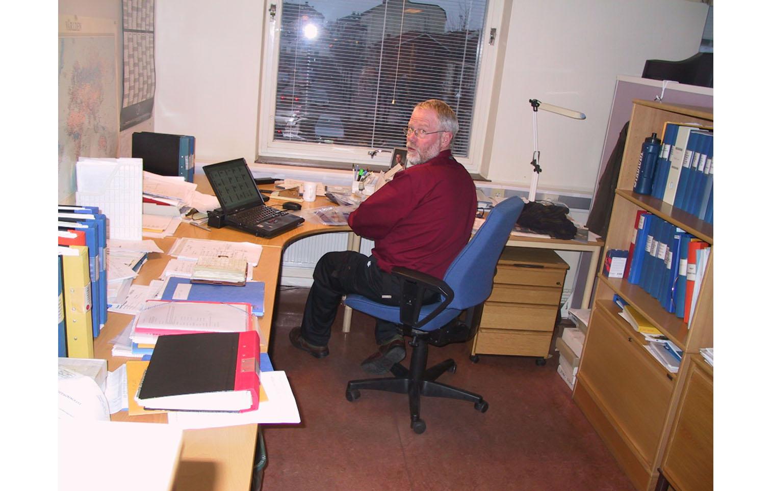 Bengt-Ove Robertsson, 2003