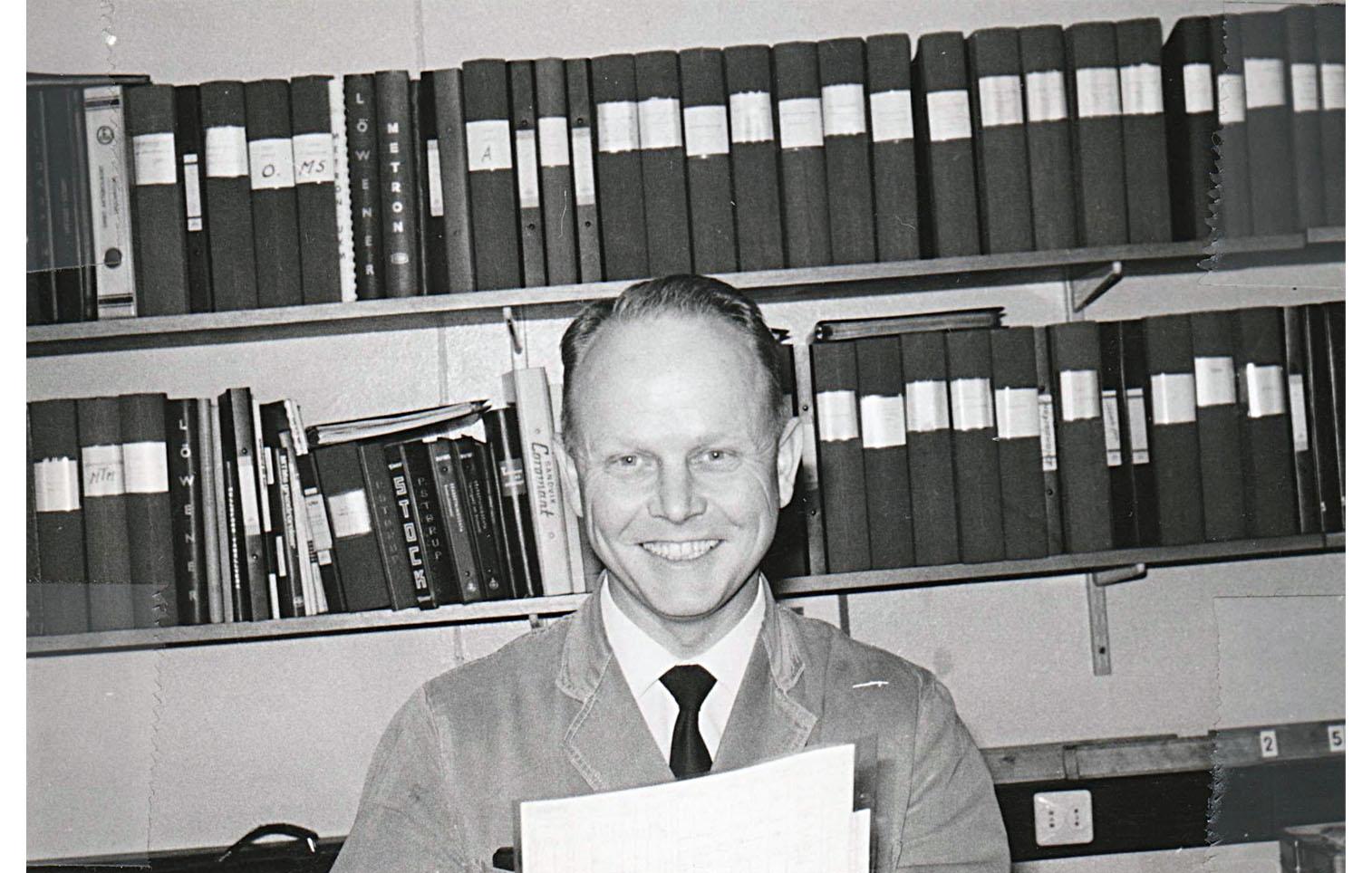 Karl Bäckdahl, P.T.R.