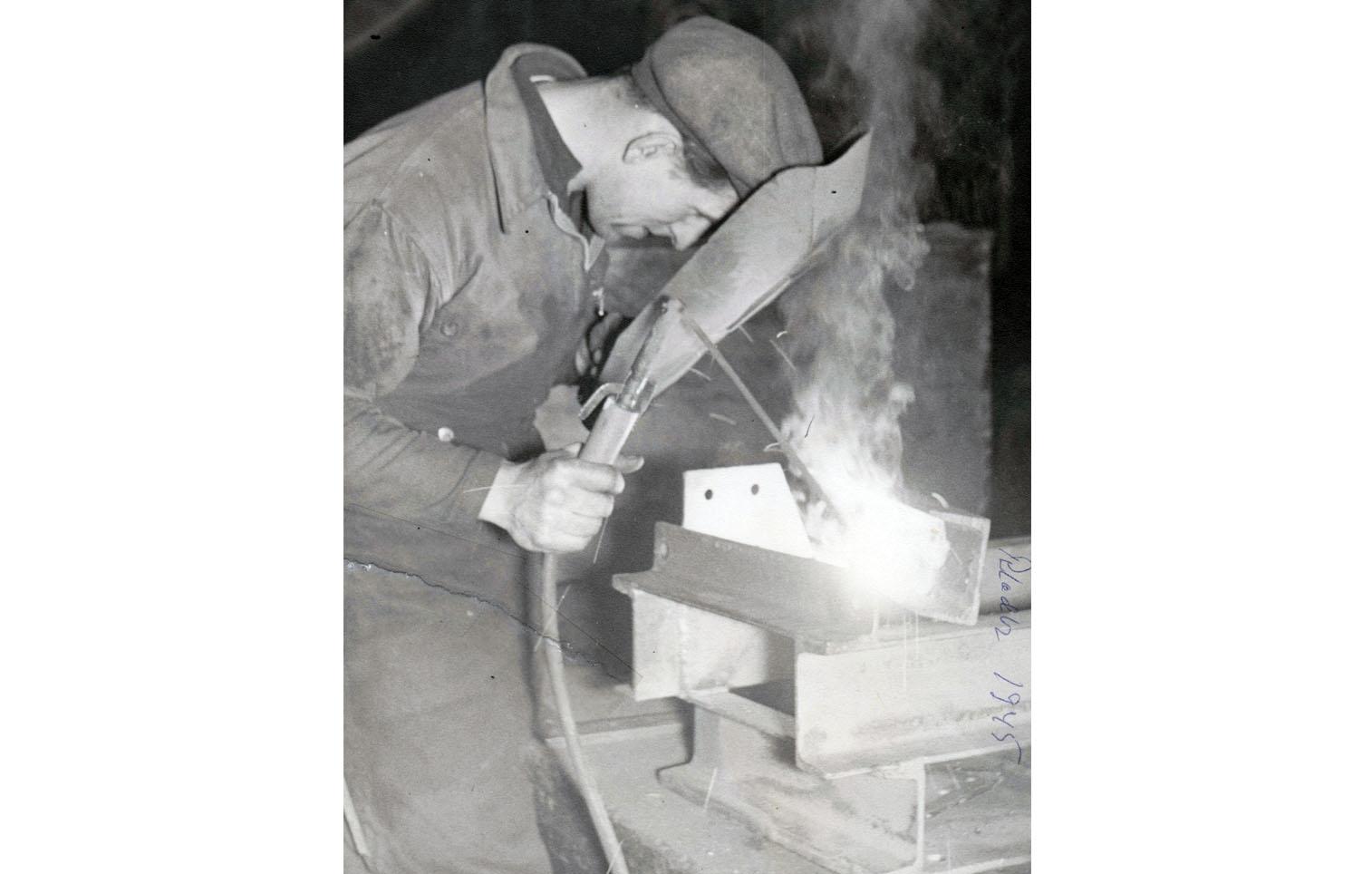 Sven Bladh, 1945