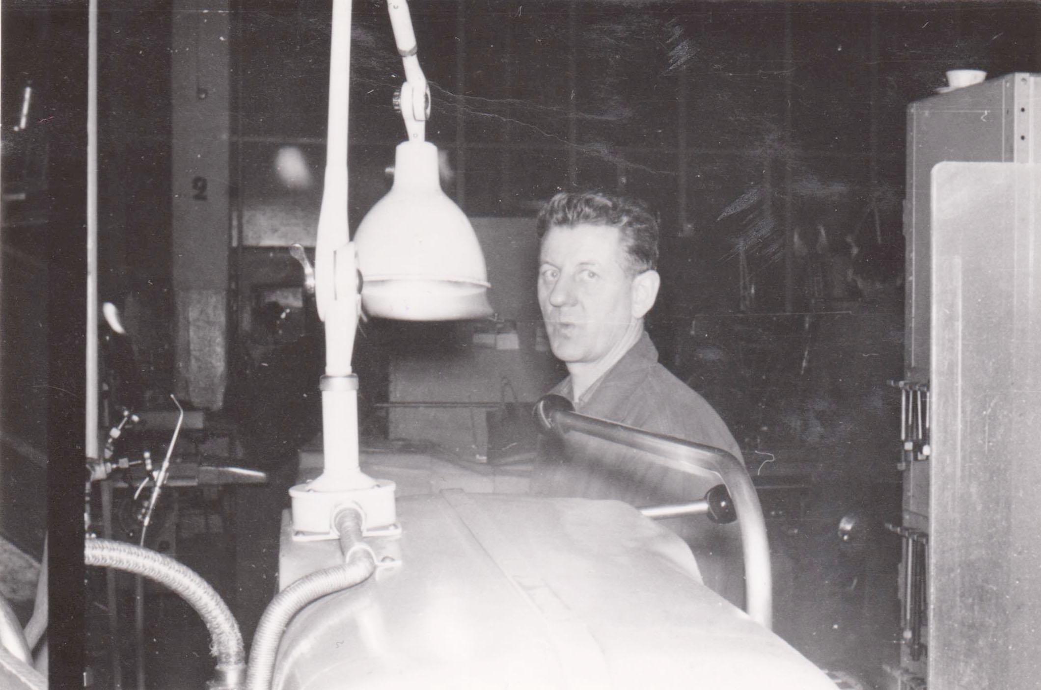 Sven Lidbäck