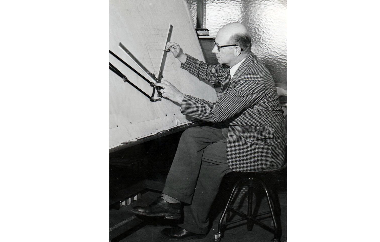 Ingenjör Wilgodt Odhner